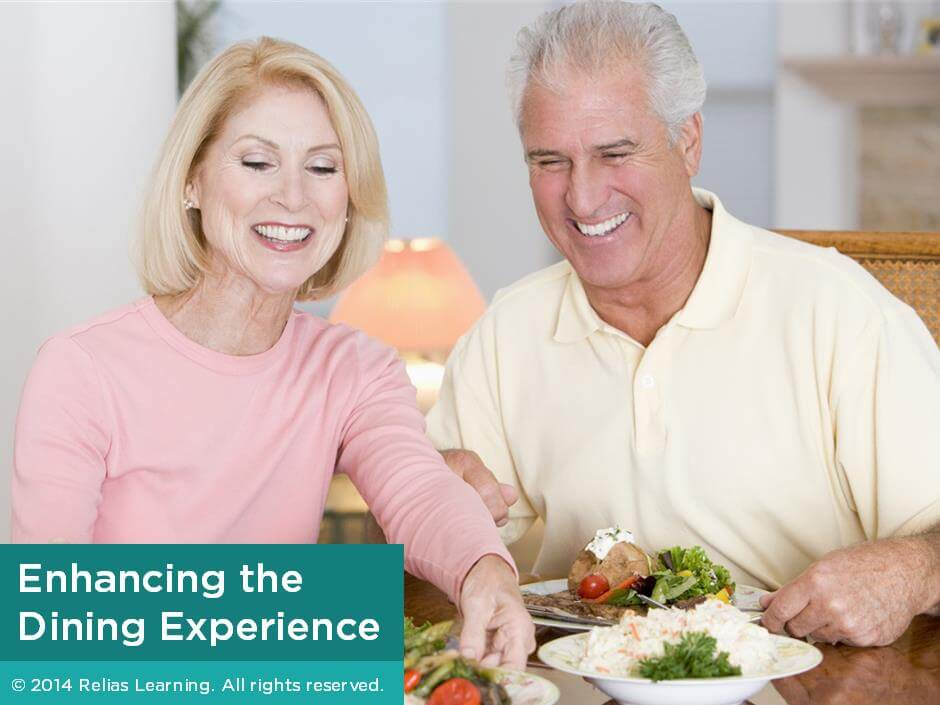 Enhancing the Dining Experience