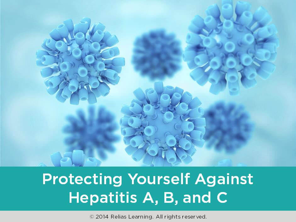 Protecting Yourself Against Hepatitis A, B, and C
