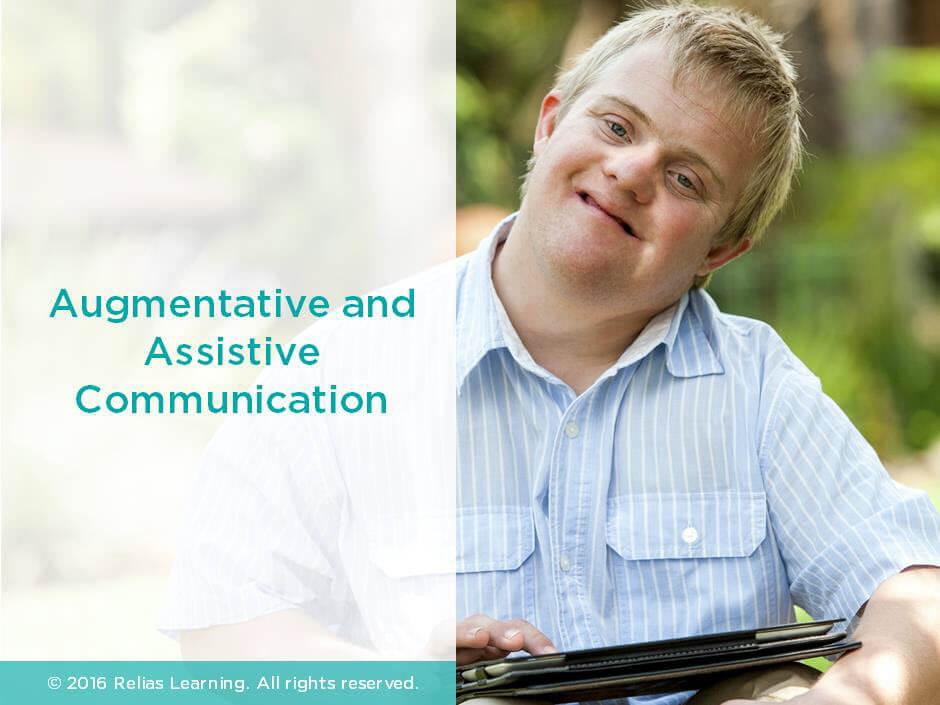 Augmentative and Assistive Communication