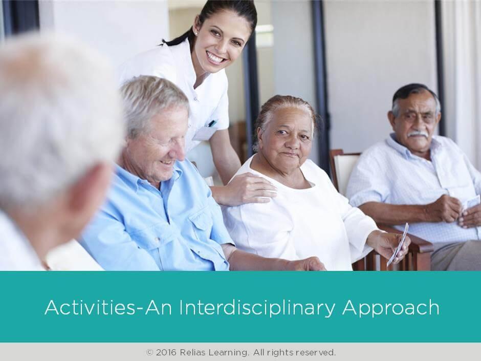 Activities: An Interdisciplinary Approach