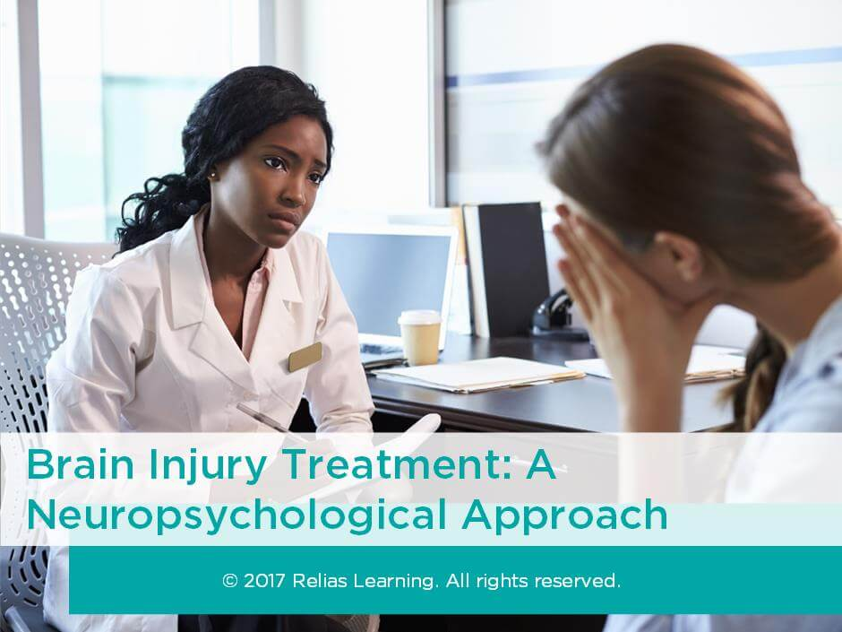 Brain Injury Treatment: A Neuropsychological Approach