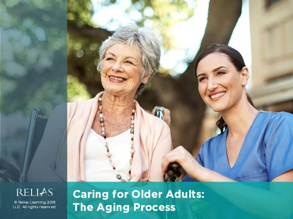 Caring for Older Adults: The Aging Process