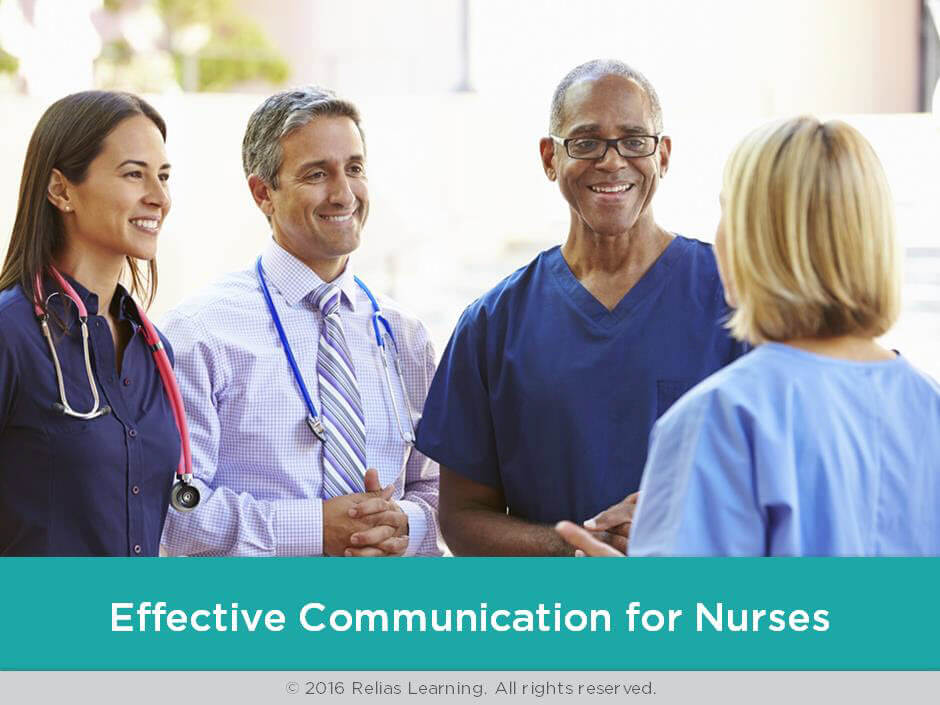 Effective Communication for Nurses