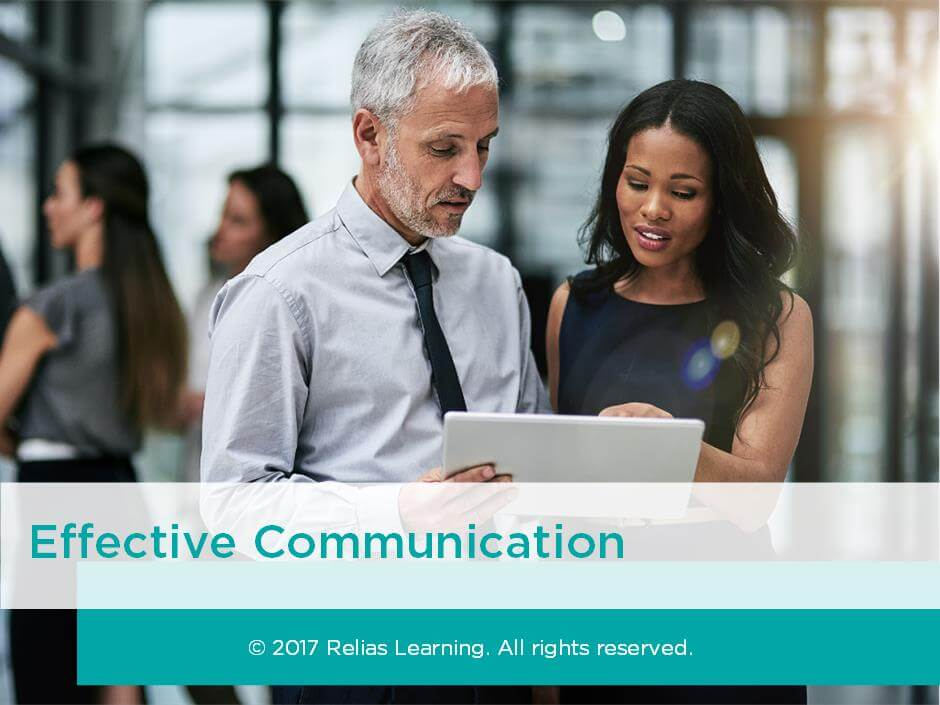 Effective Communication Self-Paced