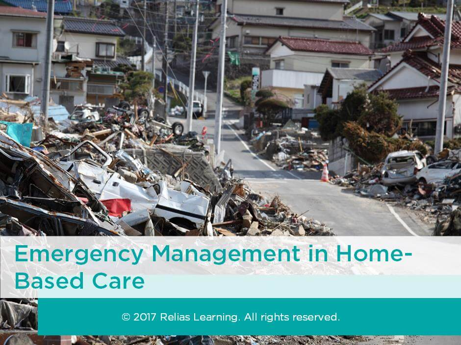 Emergency Management in Home-Based Care