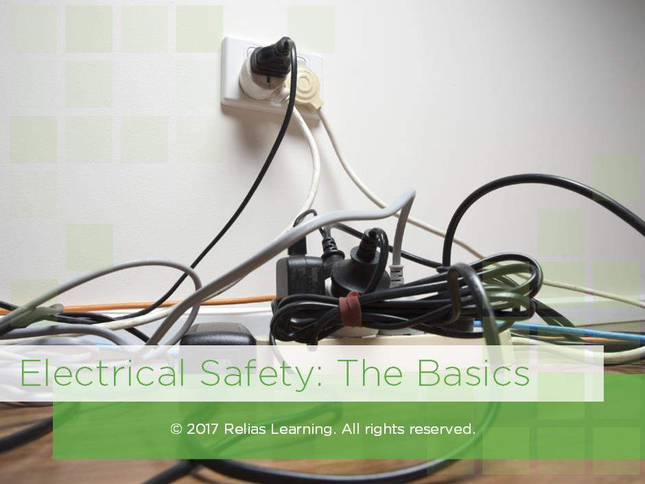 Electrical Safety: The Basics Self-Paced