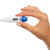 How to Take an Oral Temperature