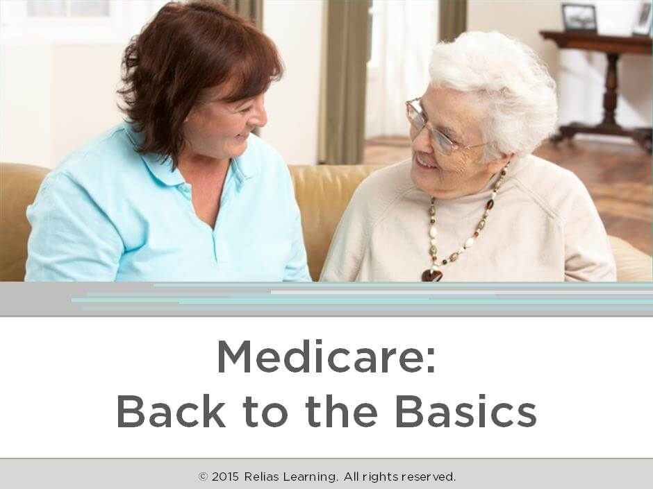 Medicare: Back to the Basics