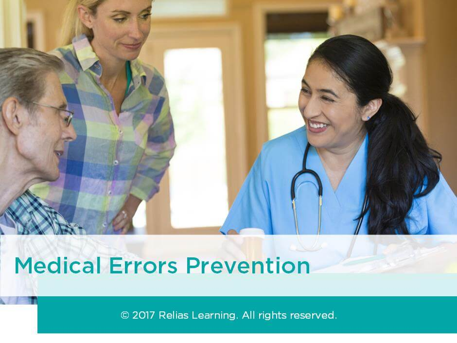 Medical Errors Prevention