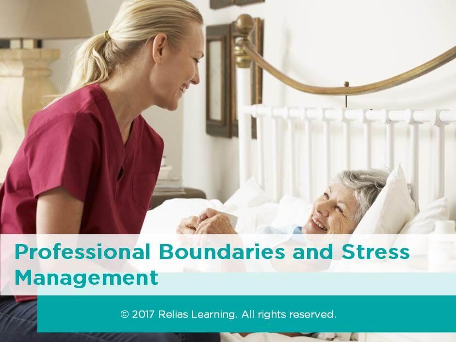 relationship stress management
