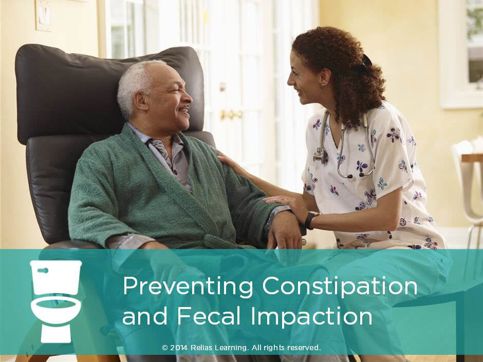 Preventing Constipation and Fecal Impaction
