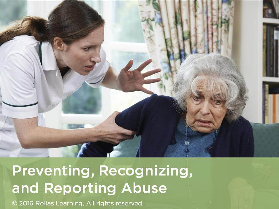 Preventing, Recognizing, and Reporting Abuse