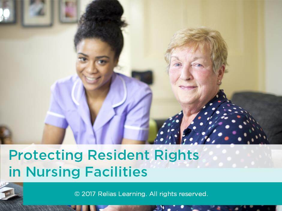 Protecting Resident Rights in Nursing Facilities Self-Paced