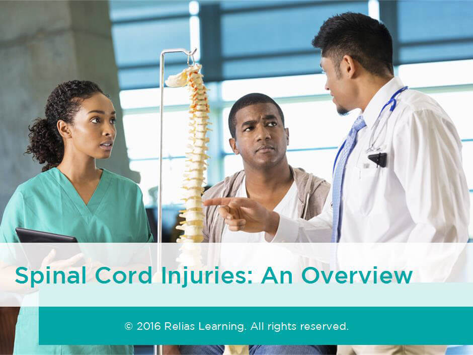 Spinal Cord Injury: An Overview