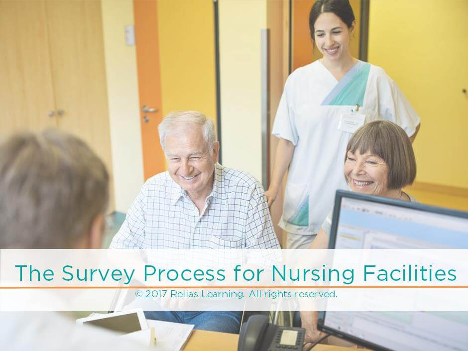 The Survey Process for Nursing Facilities