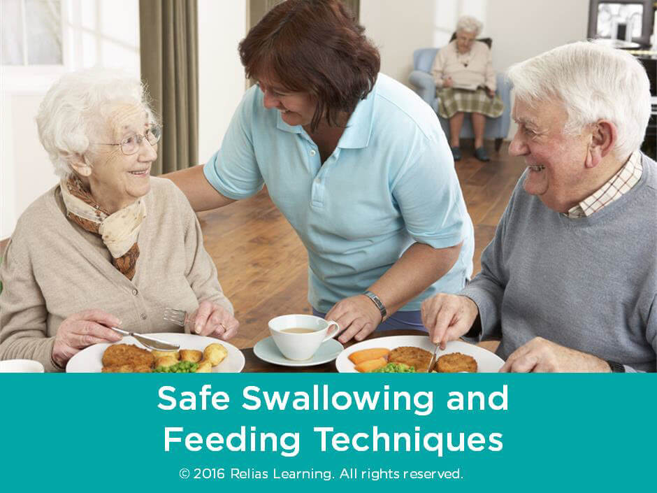 Safe Swallowing and Feeding Techniques